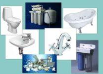 Монтаж сантехнических приборов
