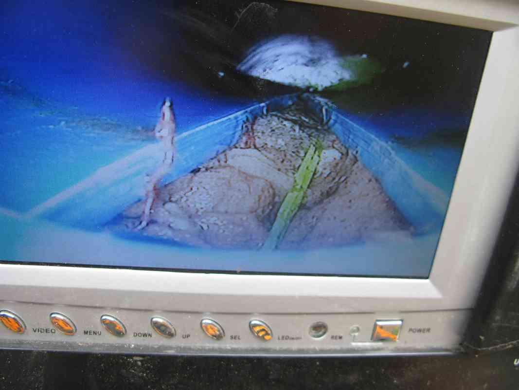 Видеоинспекция скважины